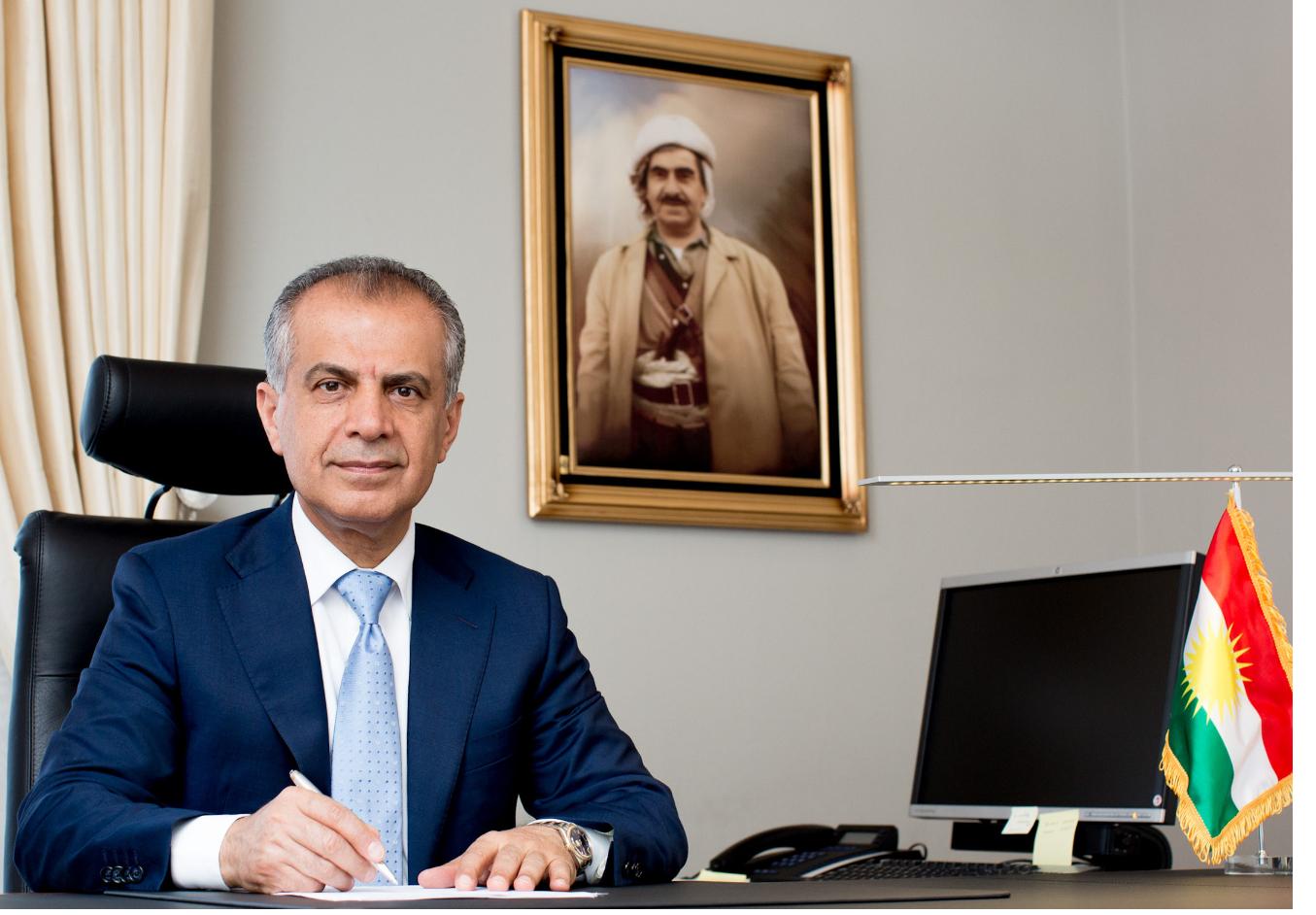 KRG Vertreter in Österreich, Dr. Mustafa Ramazan