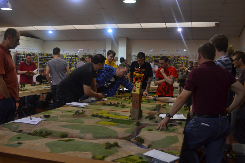 Realm of Chaos open table