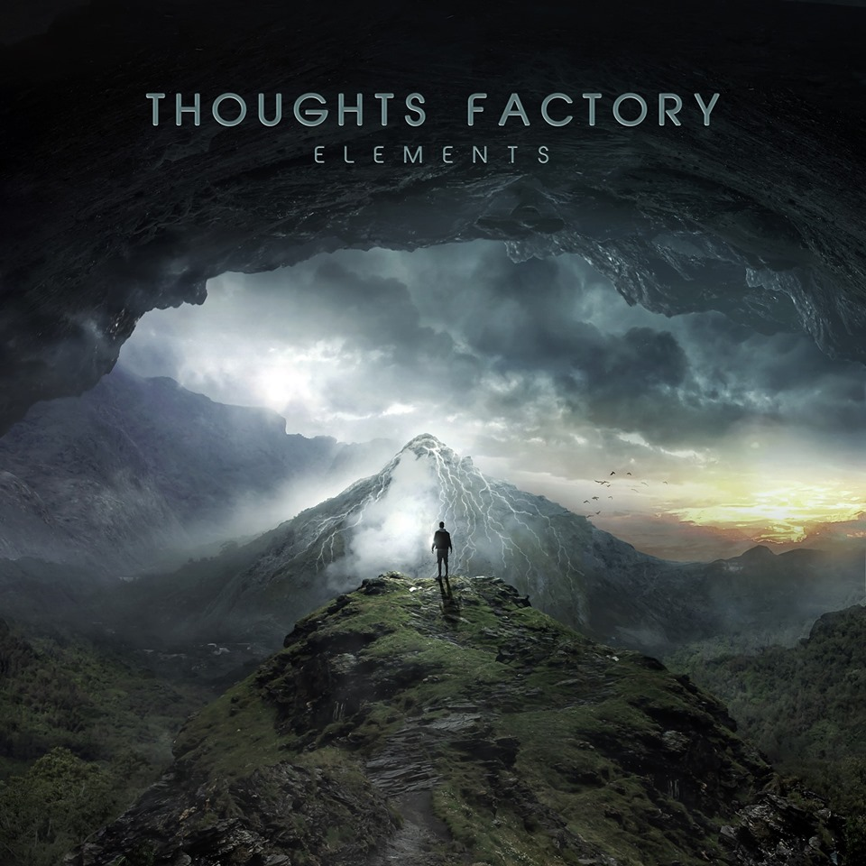 Thoughts Factory -Elements Cover Art