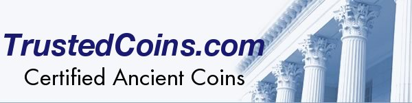 TrustedCoins.com - Certified Ancient Coins