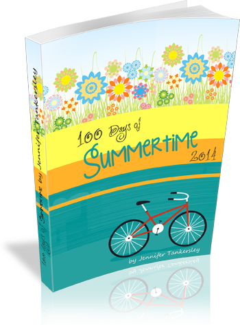 100 Days of Summertime 2014 eBook
