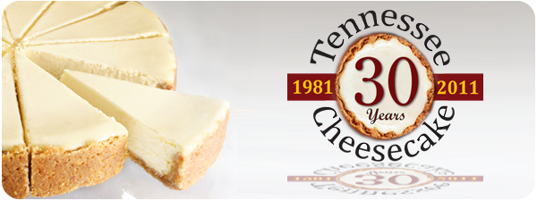 Tennessee Cheesecake