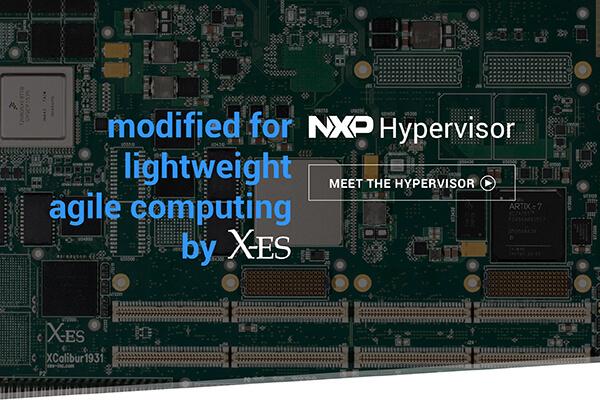 NXP Hypervisor
