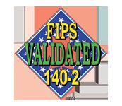 FIPS 140-2 Certification logo