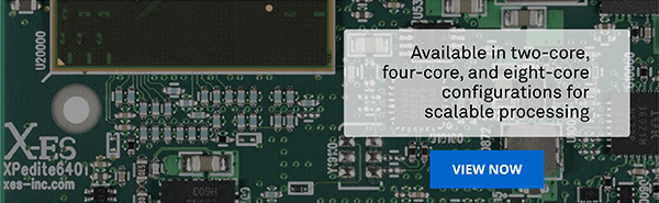 Available in two-core, four-core, and eight-core configurations for scalable processing