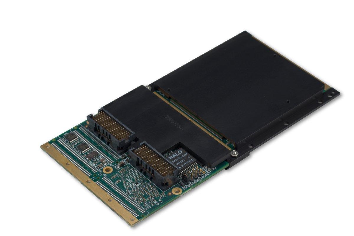 XPedite7301 Photo: XMC Module