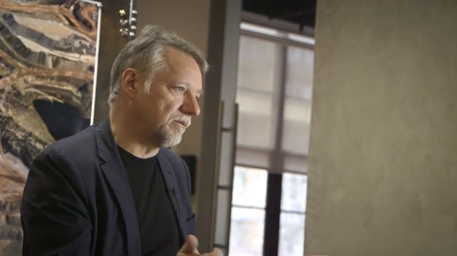 Other Worlds: The Photography of Edward Burtynsky - a film by Simon Brothers