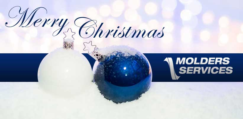 Molders Services wishes you Merry Christmas