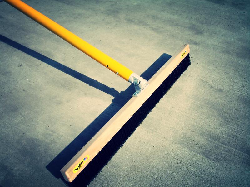 Gator Tool Concrete Brooms