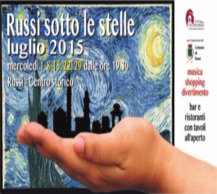 RUSSI SOTTO LE STELLE