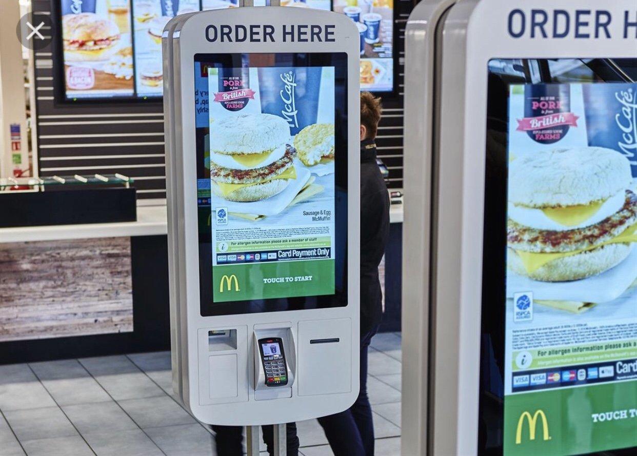 MacDonald's - Order Here