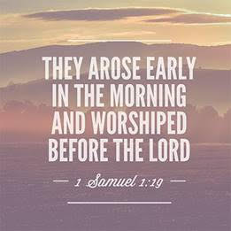 1 Samuel 1:19