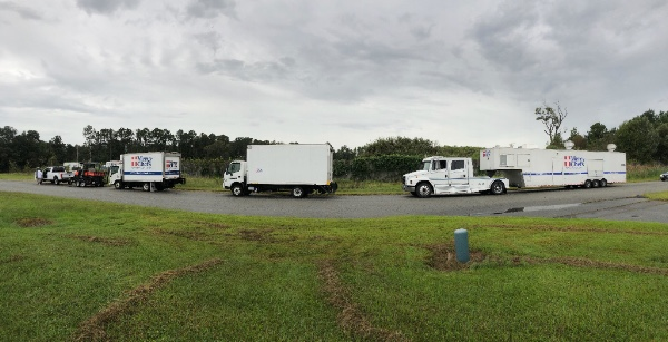 Mercy Chefs deploys to help with Hurricane Florence