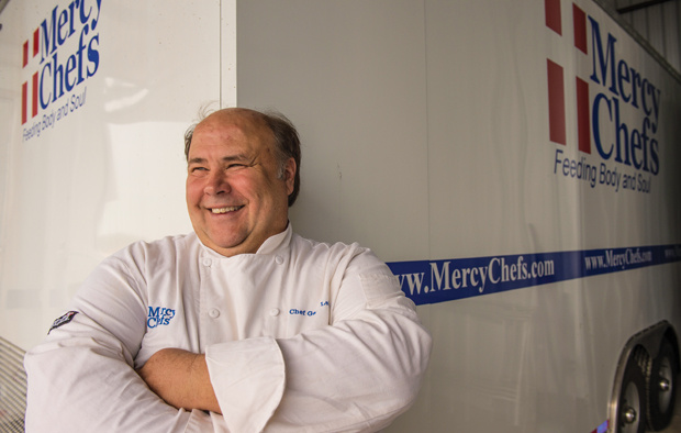 Chef Gary LeBlanc