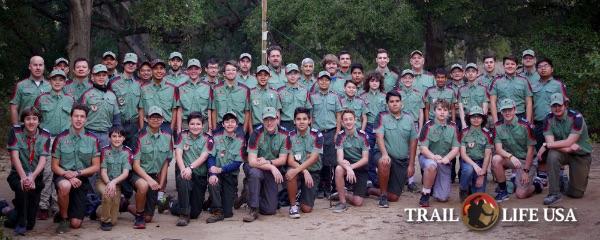 Trail Life USA - Group Photo