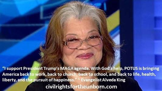 Alveda King Blog 092818