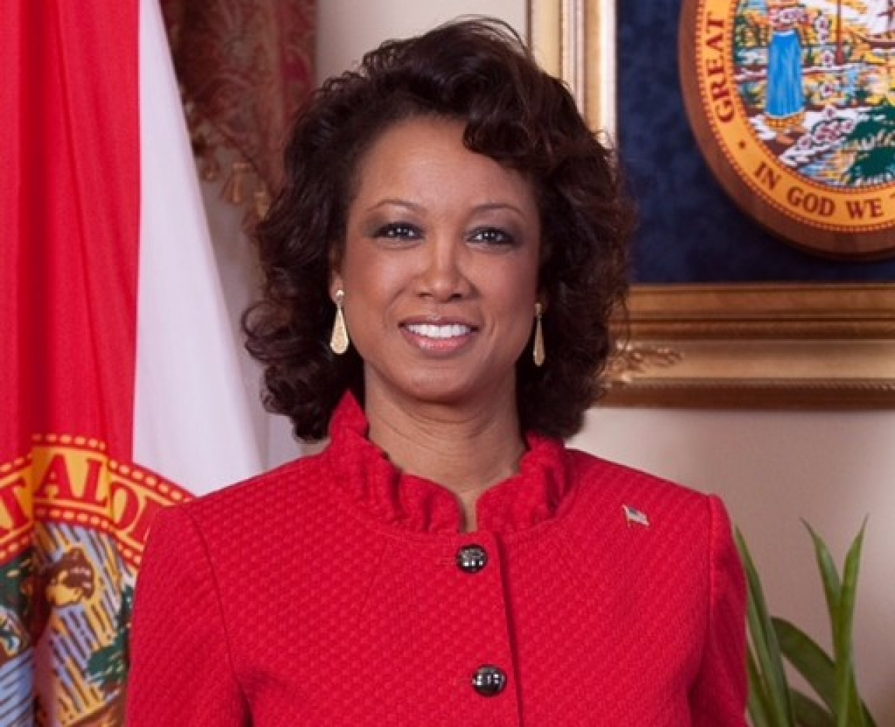 Lt Gov Jennifer Carroll