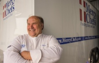 Chef Gary LeBlanc of Mercy  Chefs