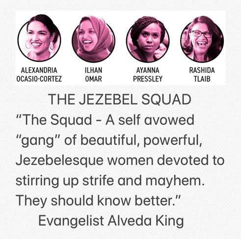 The Jezebel Squad