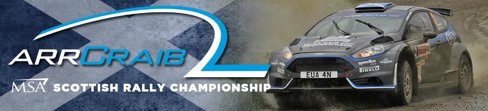 ARR Craib MSA Scottish Rally Championship