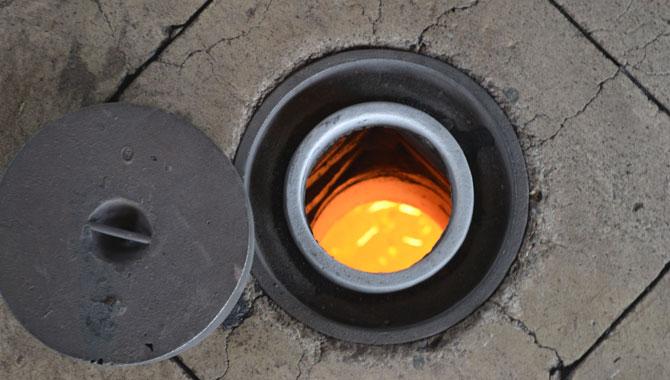 Altos grados de energía; Supía, Caldas; Foto: Fernanda Pineda