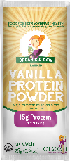 GSG vanilla protein single serving