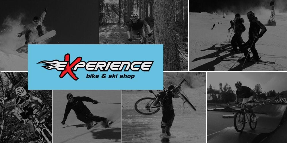 Experience bike & ski shop
