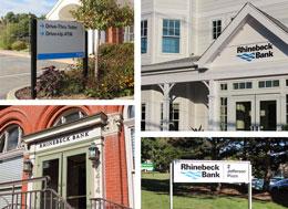 New Branding across mulitiple buildings