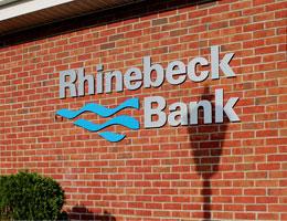 Rhinebeck Bank Rebranding