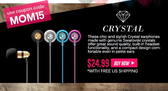 Crystal $24.99