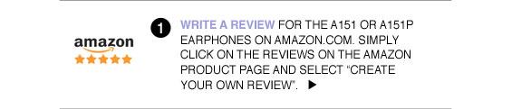 write review on amazon