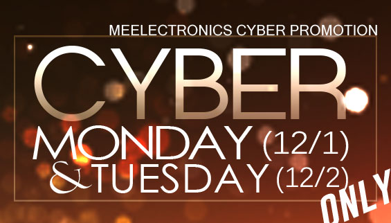 CYBER MONDAY & TUESDAY
