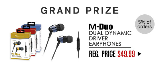 Grand Prize: MDuo