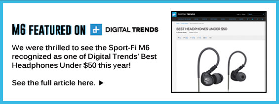 M6 featured on Digital Trends