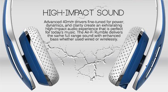 High-Impact Sound