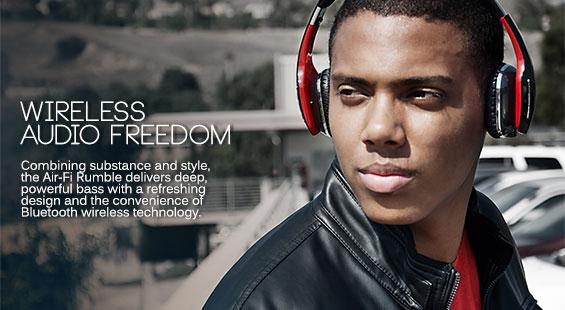 Wireless Audio Freedom