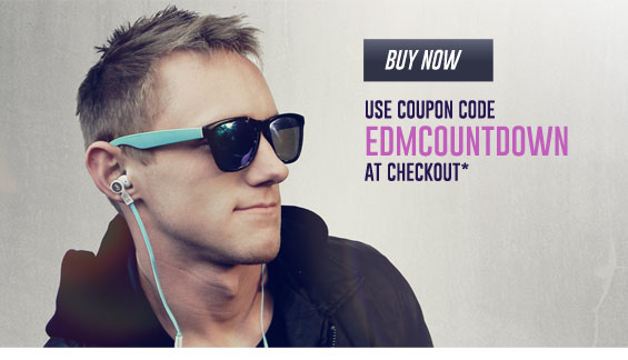Coupon Code: EDMCOUNTDOWN