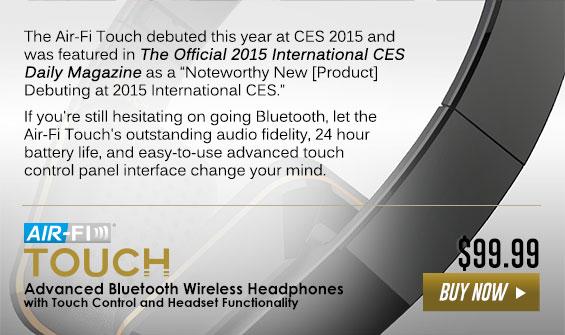 Air-Fi Touch $99.99