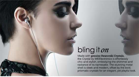 Introducing Crystal by MEElectronics