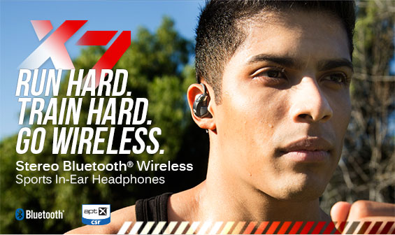 Train Hard with the Wireless X7