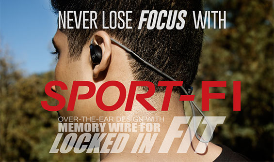 Never Lose Focus with the Wireless X7
