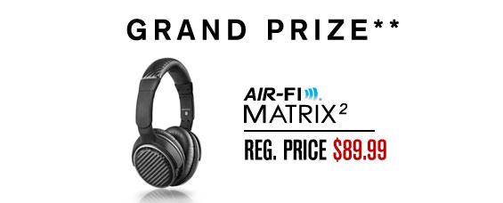 Matrix2 Grand Prize