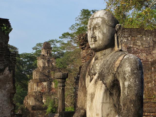 Polonnaruwa by BMR & MAM