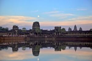 Angkor Wat by Gary Baxter