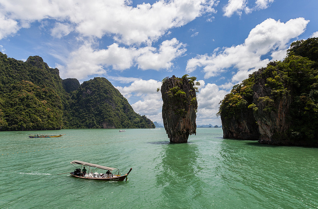 Ko Khao Phing Kan by Diego Delso