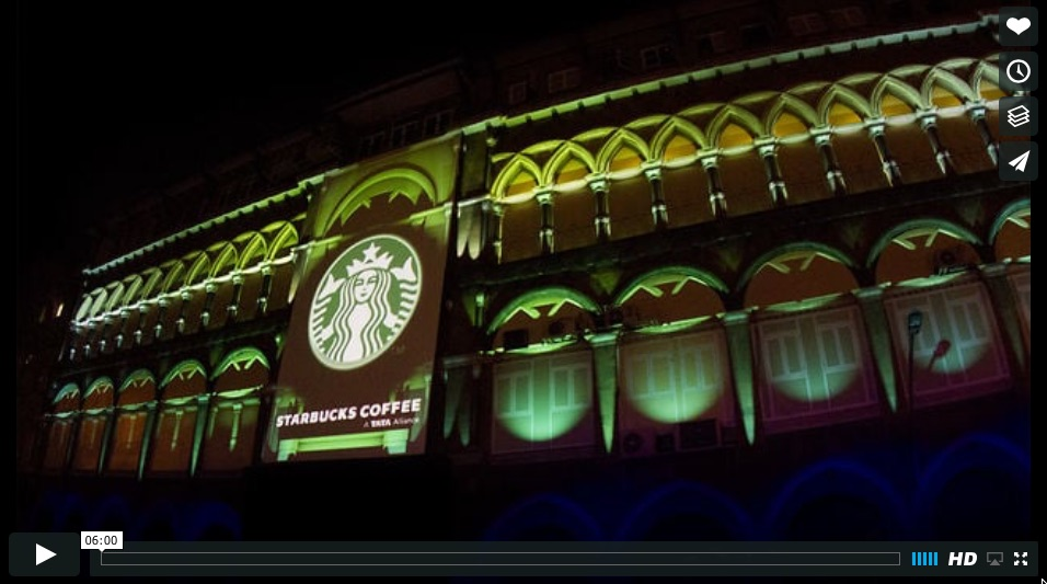 Nederlands tintje bij opening Starbucks Mumbai