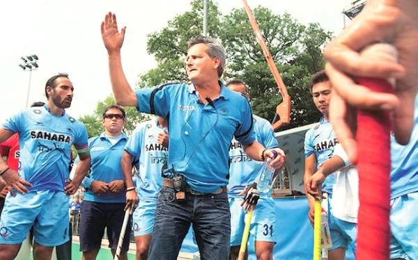 Paul van Ass motiveert het team