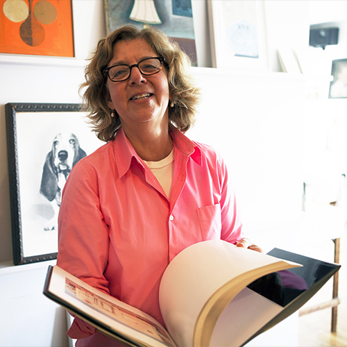 Portrait image of Maira Kalman