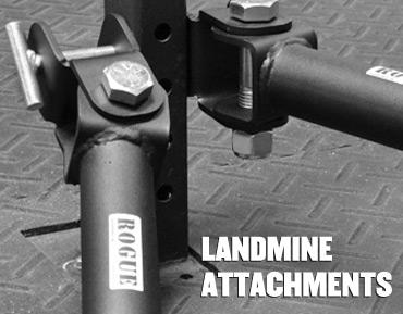 Landmine Attachment