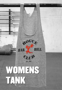 Womens Barbell Tank